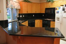 New Black Galaxy Countertops